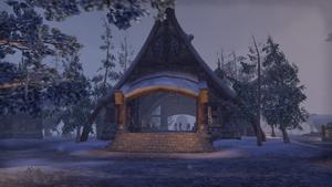 Здание в Деревне Бликрок 7