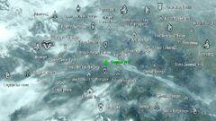 Озёрный утёс (карта)
