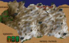 Ручей Хеларчен (карта)