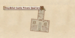 Cheydinhal Lords' Private QuartersInteriorMap