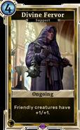 Divine Fervor (Legends) DWD