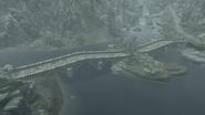 Karth River - South Bridge (Skyrim)