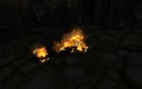 Процесс сгорания нежити