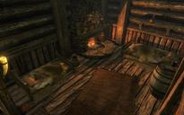 Aserradero de Duramen dormitorio