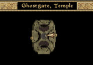 Ghostgate Temple Interior Map Morrowind