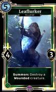 Leaflurker alternate card DWD