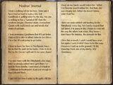 Nedras' Journal