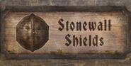 TESIV Sign StonewallShields