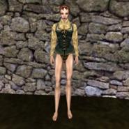 Простая рубашка (Morrowind) 20 (жен)