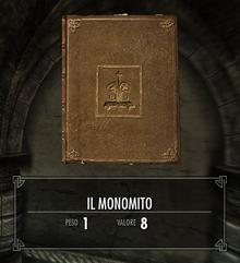 Il monomito copertina