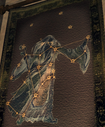 Mage Tapestry Gilded Carafe