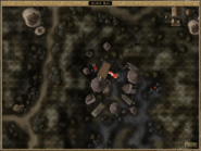 Mzuleft Ruin Local Map - Morrowind