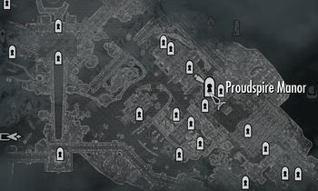Proudspire Manor | Elder Scrolls | FANDOM powered by Wikia