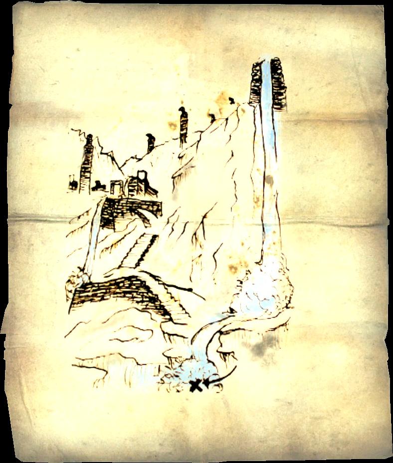 Treasure Maps (Skyrim)   Elder Scrolls   Fandom