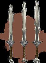 Альтмерские мечи (концепт-арт)