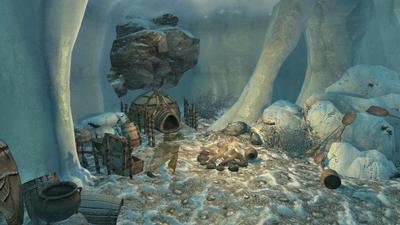 Пещера Щетиноспин - 4
