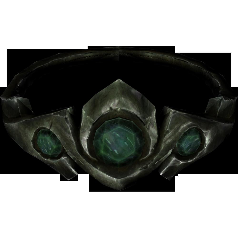 Skyrim Emerald Ring