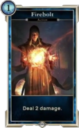 Firebolt (Legends) DWD