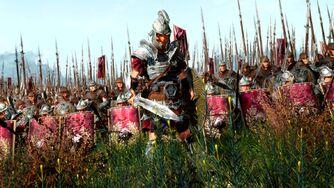 La Legione Imperiale in battaglia