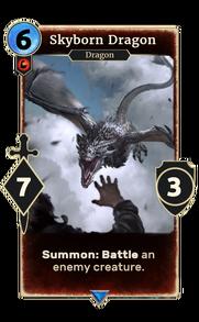 Skyborn Dragon