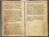 Dawn of the Exalted Viper (Book)