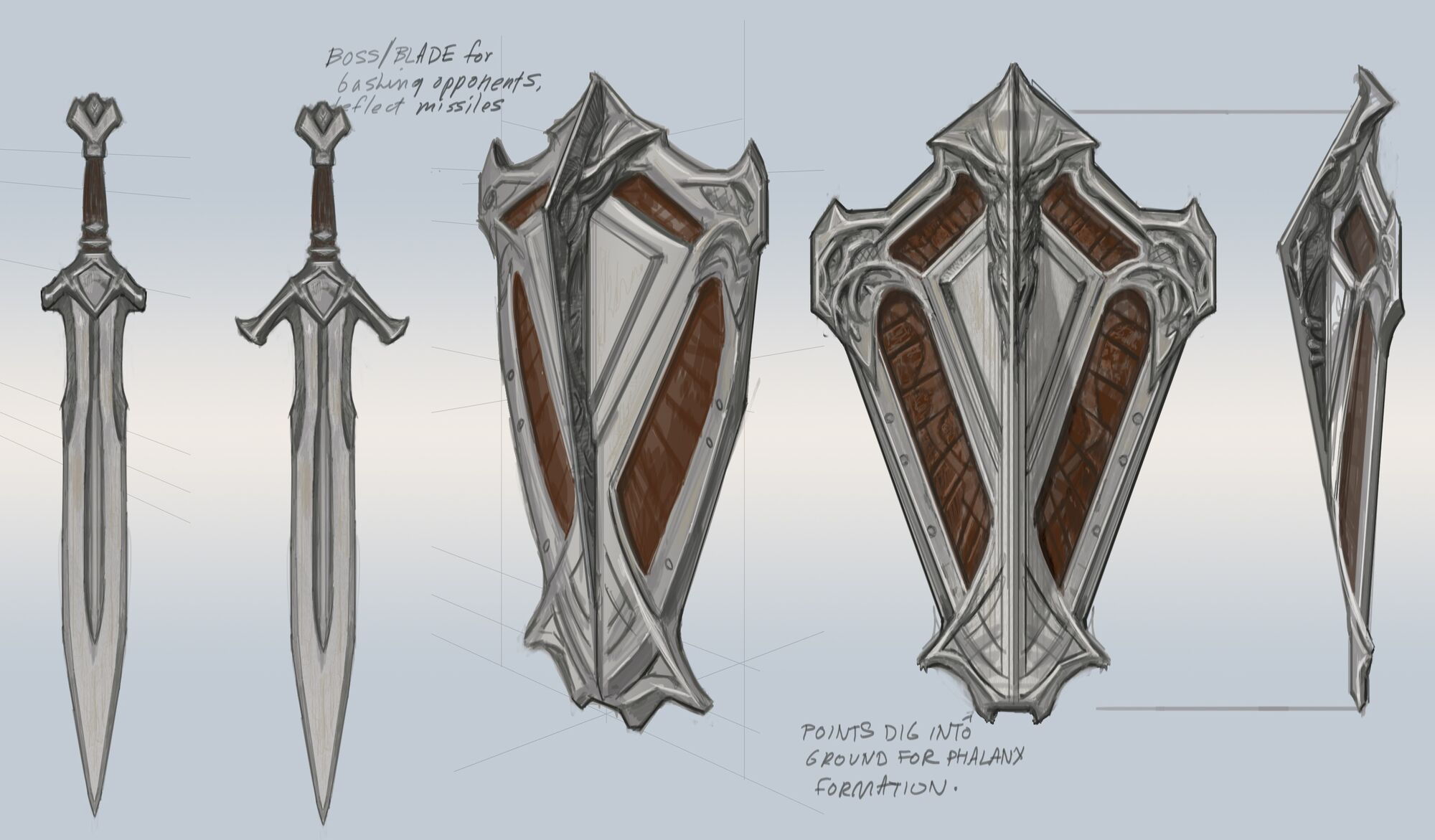 how to make a silver sword in skyrim