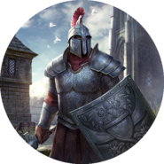 Knight of the Hour new avatar (Legends)