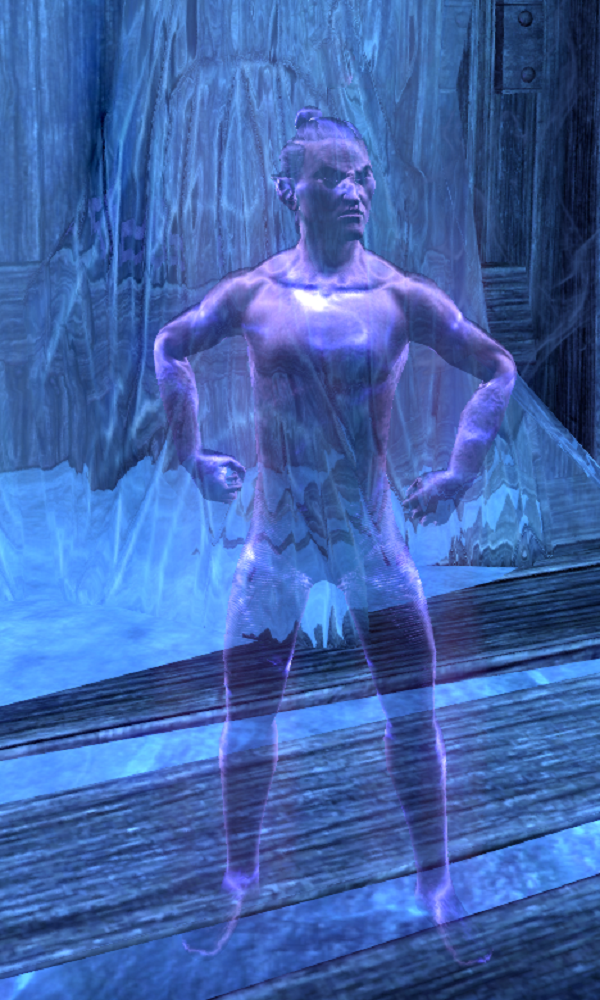 the frozen man character elder scrolls fandom powered by wikia