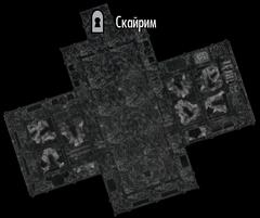 Белый зал (план)