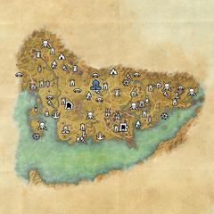 Штормхевен-Аббатство отверженных-Карта