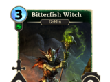 Bitterfish Witch