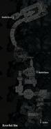 Raven Rock Mine - Interior Map