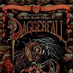 Okładka TES II: Daggerfall
