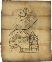 Treasure Maps (Skyrim) | Elder Scrolls | FANDOM powered by Wikia