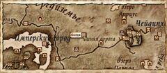 Белда. Карта