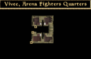 Arena Fighters Quarters - Interior Map - Morrowind