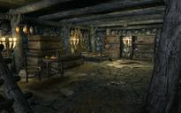 Campamento maderero Puente del Dragón sótano