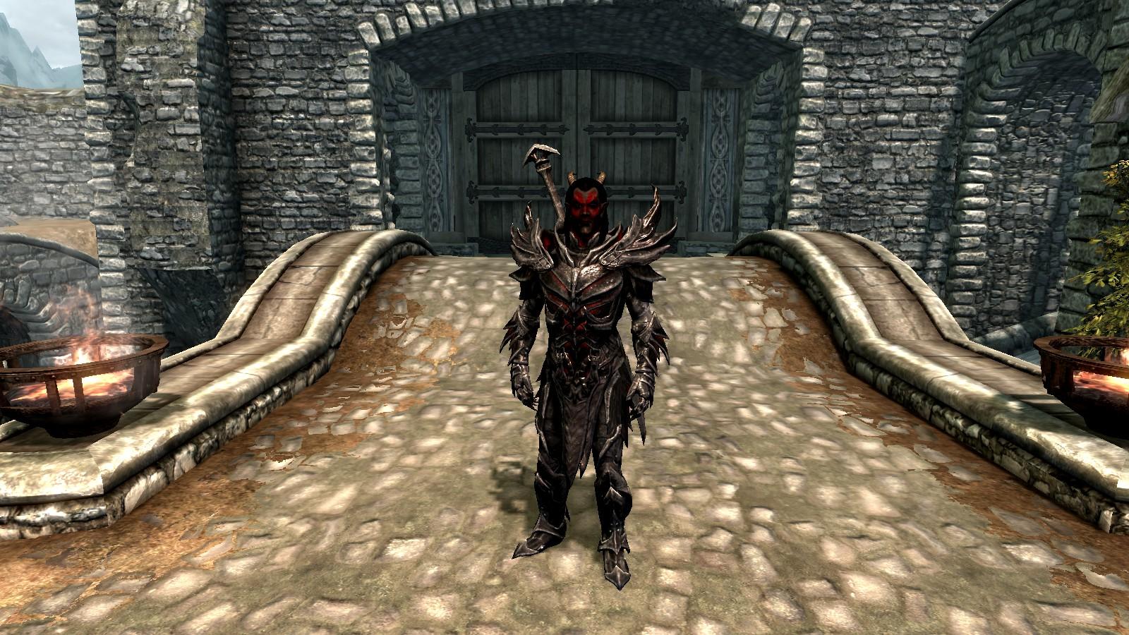 Skyrim Battle - Strongest Undead vs Strongest Dremora &amp- and more ...