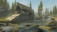 Half-Moon Mill - Sawmill