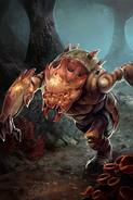 Hive Warrior card art