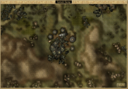 Zainab Camp - Local Map - Morrowind