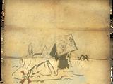 Карта сокровищ Велека Сейна