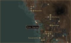 Утёс Хартаг (план)
