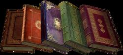 Учебники (Oblivion)