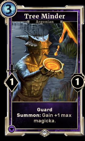 Card-Tree Minder