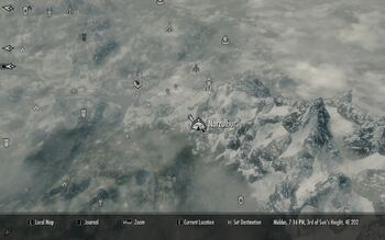 Ebony ore locations
