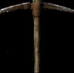 PickaxeSkyrim