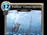 Tullius' Conscription