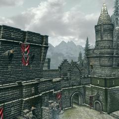 Zamek Dour – baza Legionu