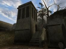 Балмора, Восточная сторожевая башня
